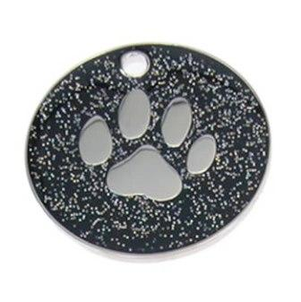 Glitter Pet Tag Uk