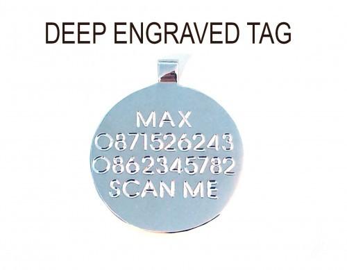 ENGRAVED DESIGNER Large