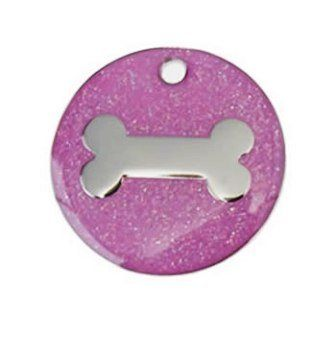 Glitter Pet Tags UK