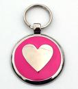 Heart Pet Tag
