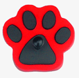 Dog Gifts Paw Print Holder